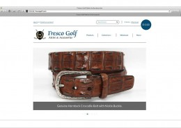 Frescogolf_website