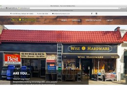 WiseHardware_Website